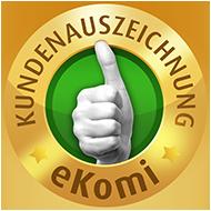 Ekomi-Badge